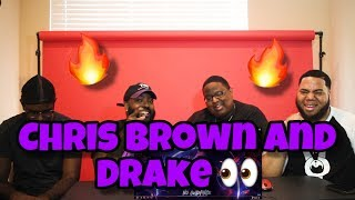 Chris Brown   No Guidance (Audio) Ft. Drake (REACTION) 🔥