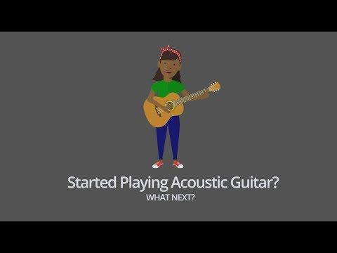 Beginner Plus Acoustic Worship Guitar Course