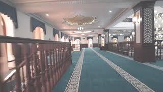 Ноокат Кара-Таш айылы Мухаммад Амин мечитинин ачылыш аземи