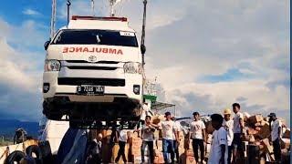 1.000 Ton Bantuan Tiba, ACT akan Salurkan ke Empat Kabupaten di Sulawesi Tengah