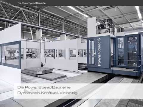 SHW Werkzeugmaschinen Unternehmenspräsentation