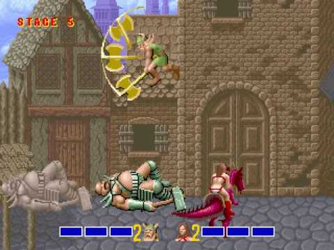[TAS] Arcade Golden Axe by Galedog in 04:55,93