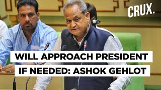 Rajasthan Political Crisis | Will Protest Outside PM House If Necessary, Says Ashok Gehlot