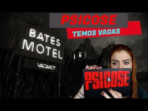 "FOLHEANDO PSICOSE + RESENHA= BATE - PAPO PSICÃ""TICO"