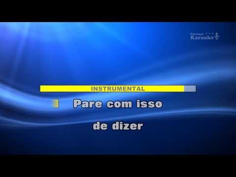 ESSE AMOR NÃO VEM (remix kizomba) - Alan & Adriano - PortugalKaraoke