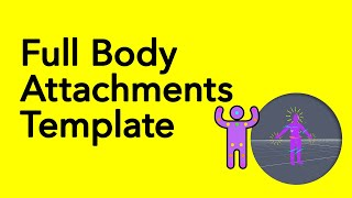 Full Body Attachments: Attach graphics and effects to your dance videos!