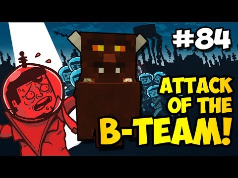 Minecraft: 'IMP'TRODUCTION - Attack of the B-Team Ep. 84 (HD)