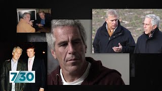 More Revelations In The Jeffrey Epstein Investigation | 7.30