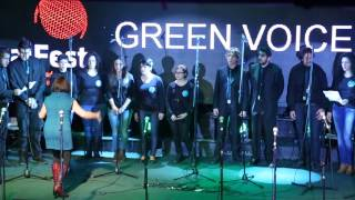 Green Voices   Amazing Grace  VokalFest 2013