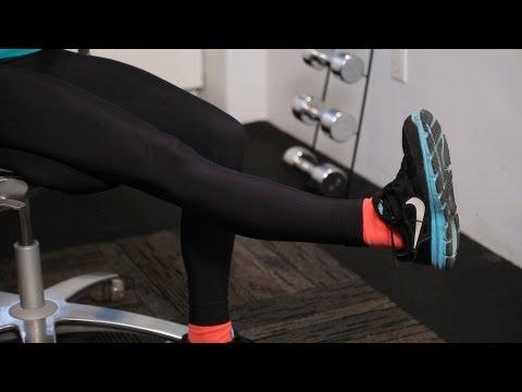 Video Knee Exercises for Tendonitis | Knee Exercises