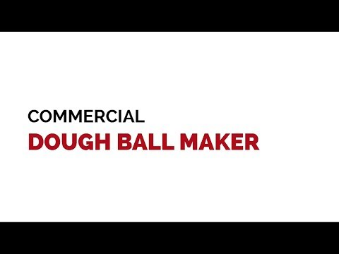LEP980 Commercial Dough Ball Maker