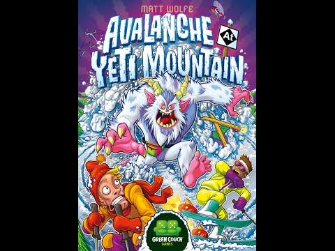 Avalanche at Yeti Mountain Demo GenCon 2015