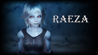 Skyrim: Raeza Follower