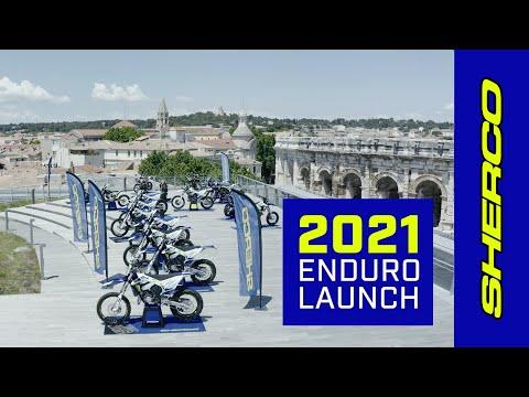 Présentation vidéo gamme Sherco 2021