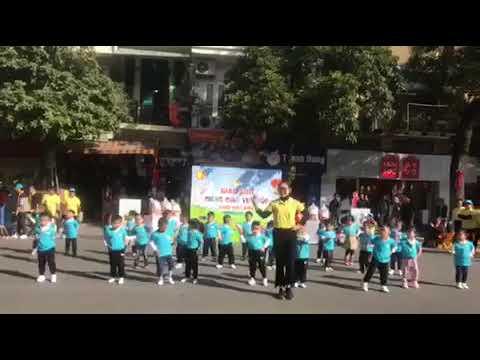 Nhảy Flasmos - MGB - Đinh Tiên Hoàng