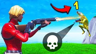 *1 DMG* KILL WITH SHOTGUN?! - Fortnite Funny Fails and WTF Moments! #507