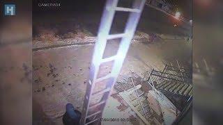 Поджог офиса «Мемориала» в Ингушетии. ВИДЕО