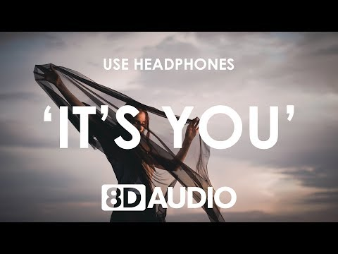 Download Ali Gatie - It's You (Lyrics / 8D AUDIO) 🎧 Mp4 HD Video and MP3