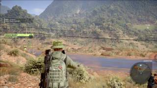Ghost Recon Wildlands easy resources [100k/hour]