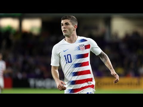 christain pulisic skills and goals vs Trinidad( 6-0) unbelievable pulisic highlights and goals
