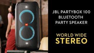 JBL Partybox 1000 // Sound & Bass - Thủ thuật máy tính - Chia sẽ