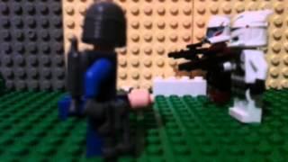 """Лего-мультик""""Звездные войны""""ч.2"""