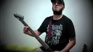STUCK MOJO - Raise the deadman Guitar Cover