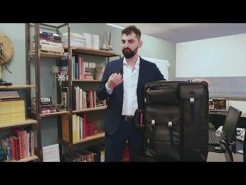 Desaino   Zaino multifunzione (video 1)