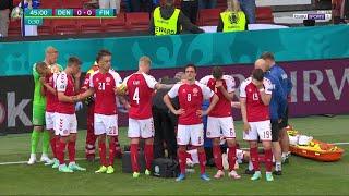 🏆 Euro 2020 : Christian Eriksen perd connaissance en plein match !