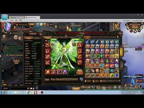 Legend Online  HakanMaster  Tanıtım (видео)