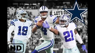 Dallas Cowboys 2018    Championships    NFL Highlights   