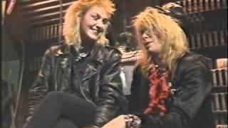 Hanoi Rocks, Hanoi Rocks Interview 1984 (3 of 100+ Interview Series)