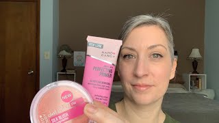 Full Face Friday! Hard Candy Cosmetics Review Demo First Impressions Over 40 Makeup
