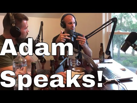Adam Speaks! -(Chewjitsu Podcast)