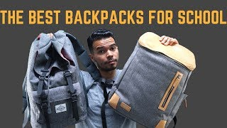 3 Best Backpacks For School