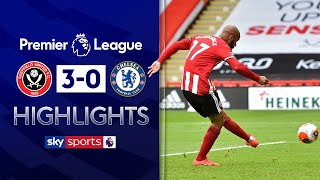 SUBSCRIBE ► http://bit.ly/SSFootballSub PREMIER LEAGUE HIGHLIGHTS ► http://bit.ly/SkySportsPLHighlights Highlights from Bramall Lane as Sheffield United outclassed Chelsea to keep their European dream alive through goals from David McGoldrick and Oliver McBurnie.  Watch Premier League LIVE on Sky Sports here ► http://bit.ly/WatchSkyPL ►TWITTER: https://twitter.com/skysportsfootball ►FACEBOOK: http://www.facebook.com/skysports ►WEBSITE: http://www.skysports.com/football  MORE FROM SKY SPORTS ON YOUTUBE: ►SKY SPORTS CRICKET: https://bit.ly/SubscribeSkyCricket ►SKY SPORTS BOXING: http://bit.ly/SSBoxingSub ►SOCCER AM: http://bit.ly/SoccerAMSub ►SKY SPORTS F1: http://bit.ly/SubscribeSkyF1