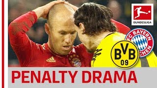 The Penalty That Decided The Title Race Between Bayern & Dortmund - Bundesliga Rewind