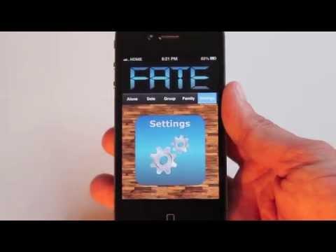 Video of Fate App