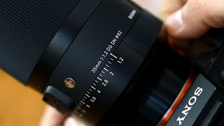 Sigma 35mm f/1.2 DG DN 'Art' lens review with samples (Full-frame & APS-C)