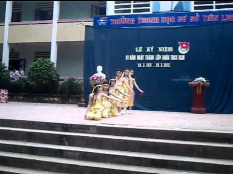 Tiết mục múa 26/3/2012
