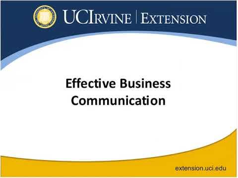 Effective Business Communication: A Corporate Training Webinar ...
