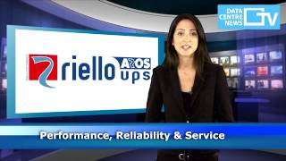 Find out what Frost & Sullivan say about Riello UPS Video News PR