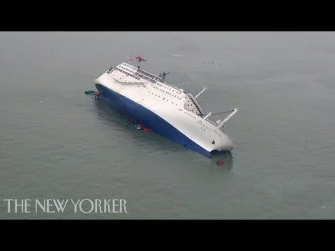 What Went Wrong In The South Korean Ferry