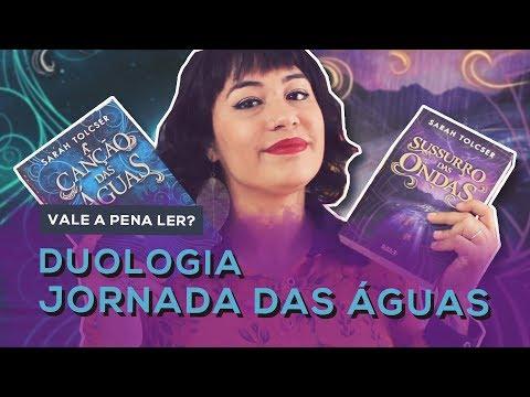 JORNADA DAS ÁGUAS - Vale a Pena Ler? | All About That Book |