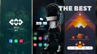 The Best Customization App for Android 2017!