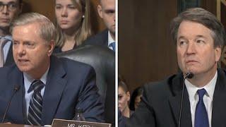Sen. Lindsey Graham tells Kavanaugh: