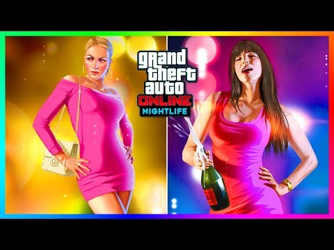 Rockstar Officially CONFIRMS Nightclub Update Coming To GTA Online? NEW Content Coming Summer 2018!