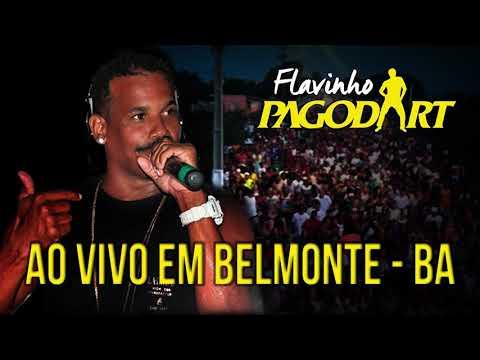Pagodart ao vivo em Belmonte - BA 2018