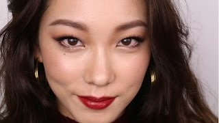 ENG)Sultry Black Rose Makeup for Night / 밤에피는 흑장미 퇴폐 스모키 메이크업
