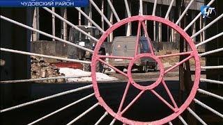 Поселок Краснофарфорный Чудовского района ждет инвесторов
